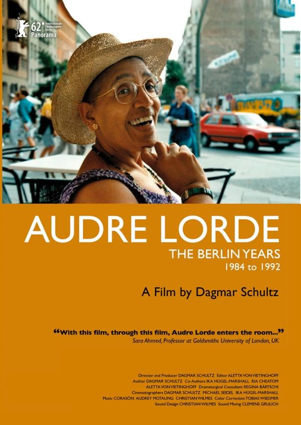 'Audre Lorde – The Berlin Years 1984 to 1992' alla Casa Mediterranea delle Donne